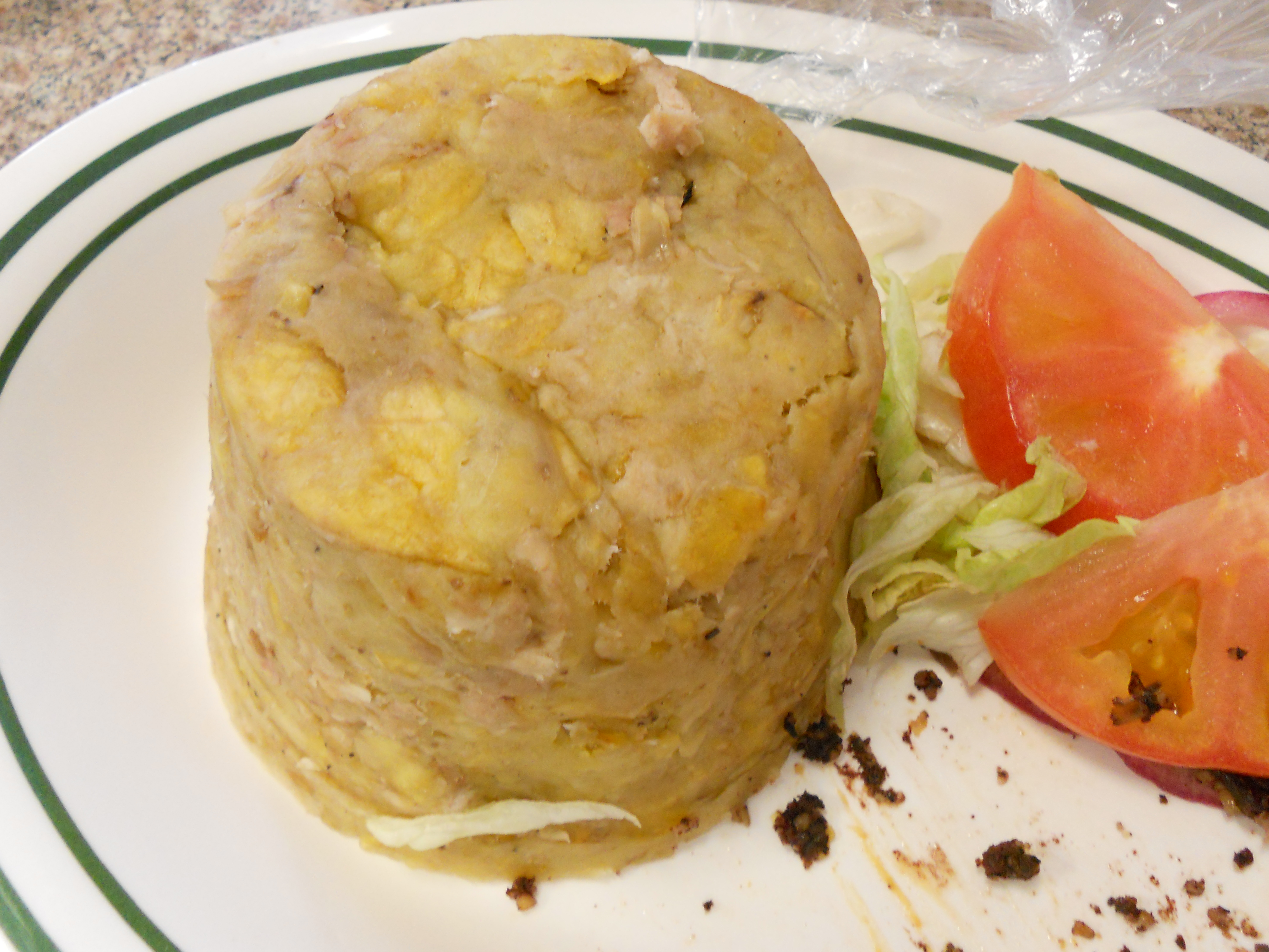 Puerto rican food at lechonera del barrio nyc united nations of mofongo forumfinder Image collections