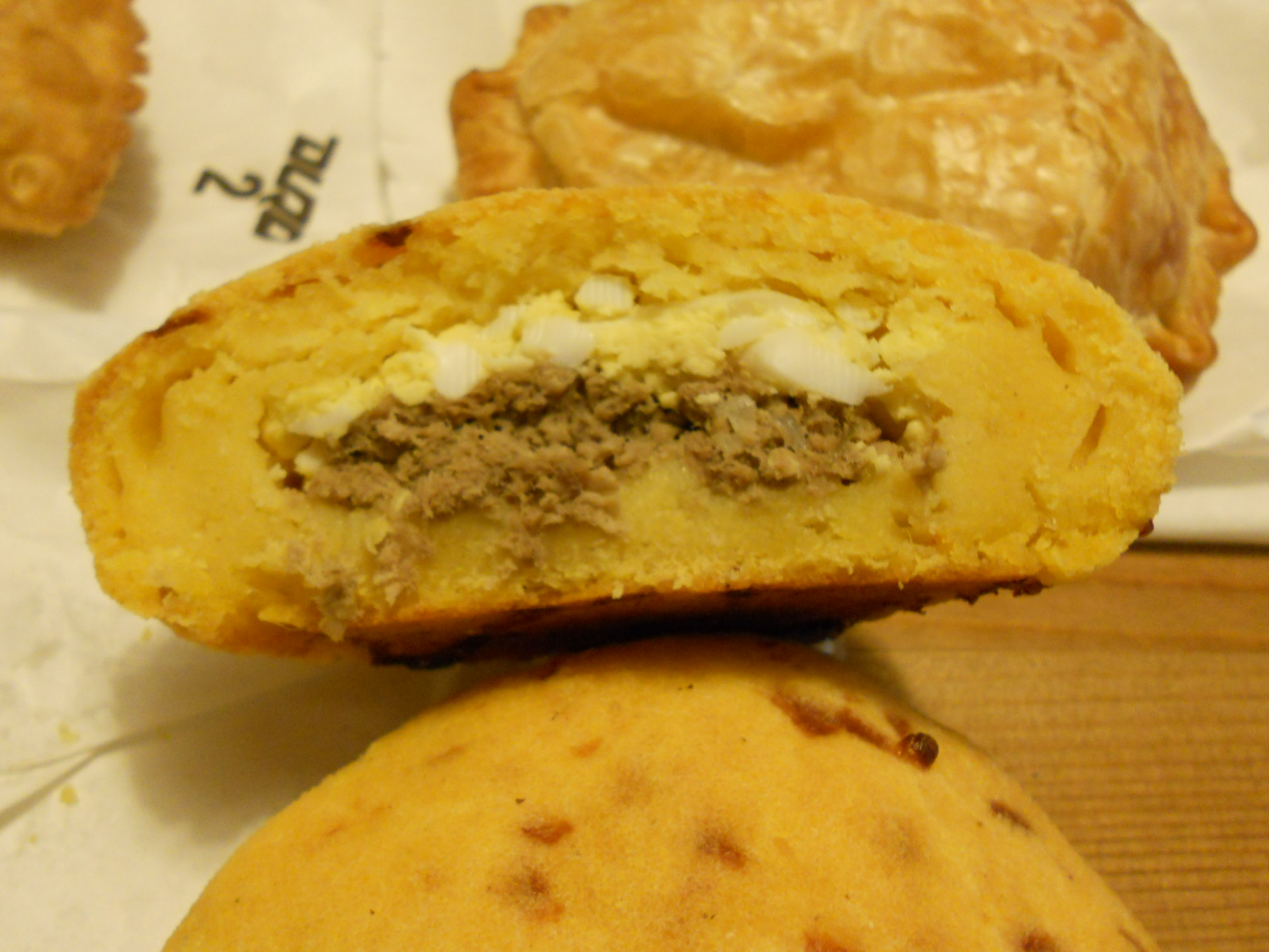 paraguayan food at i love py bakery nyc united nations