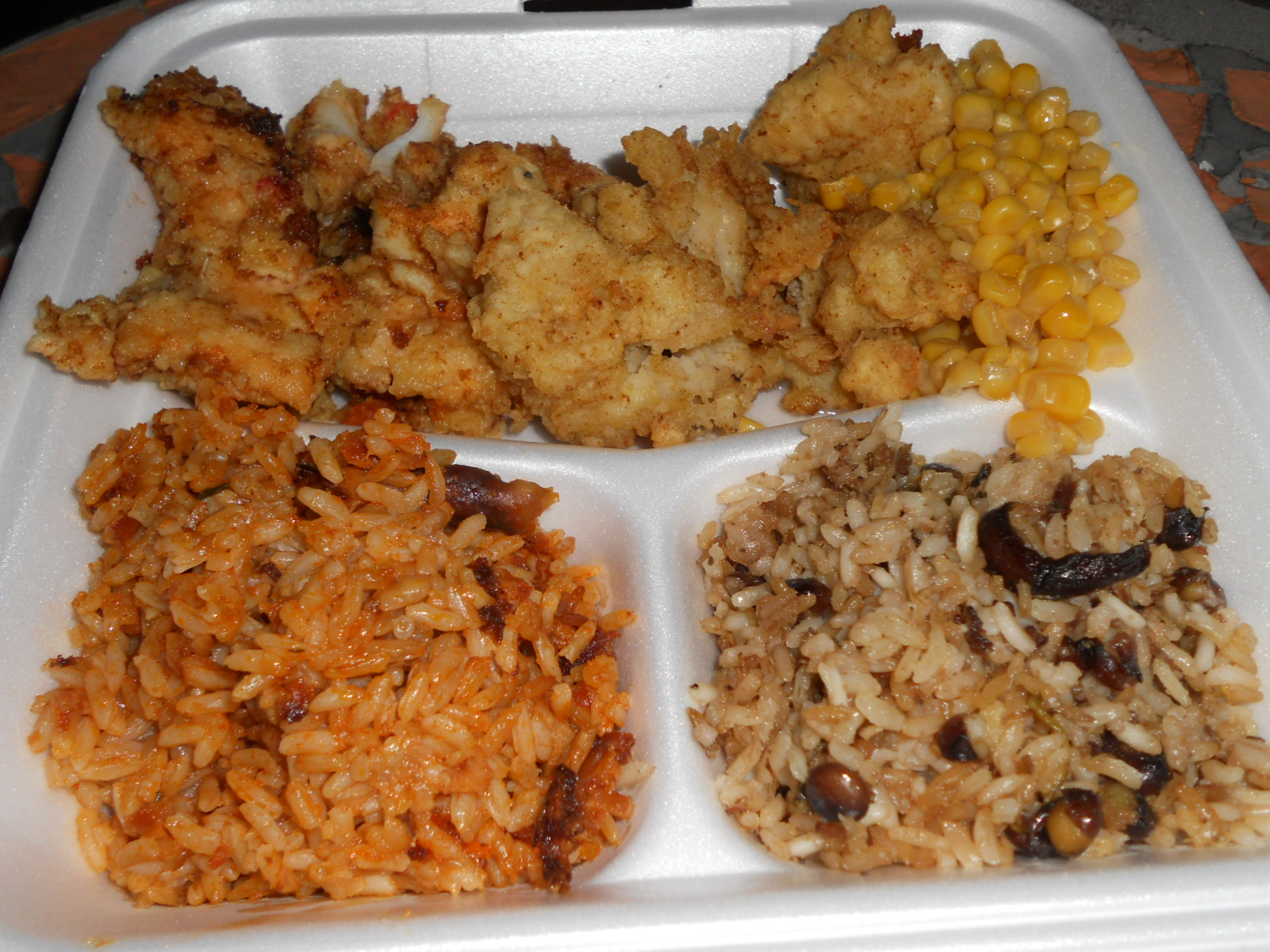 The Bahamas Food That They Eat