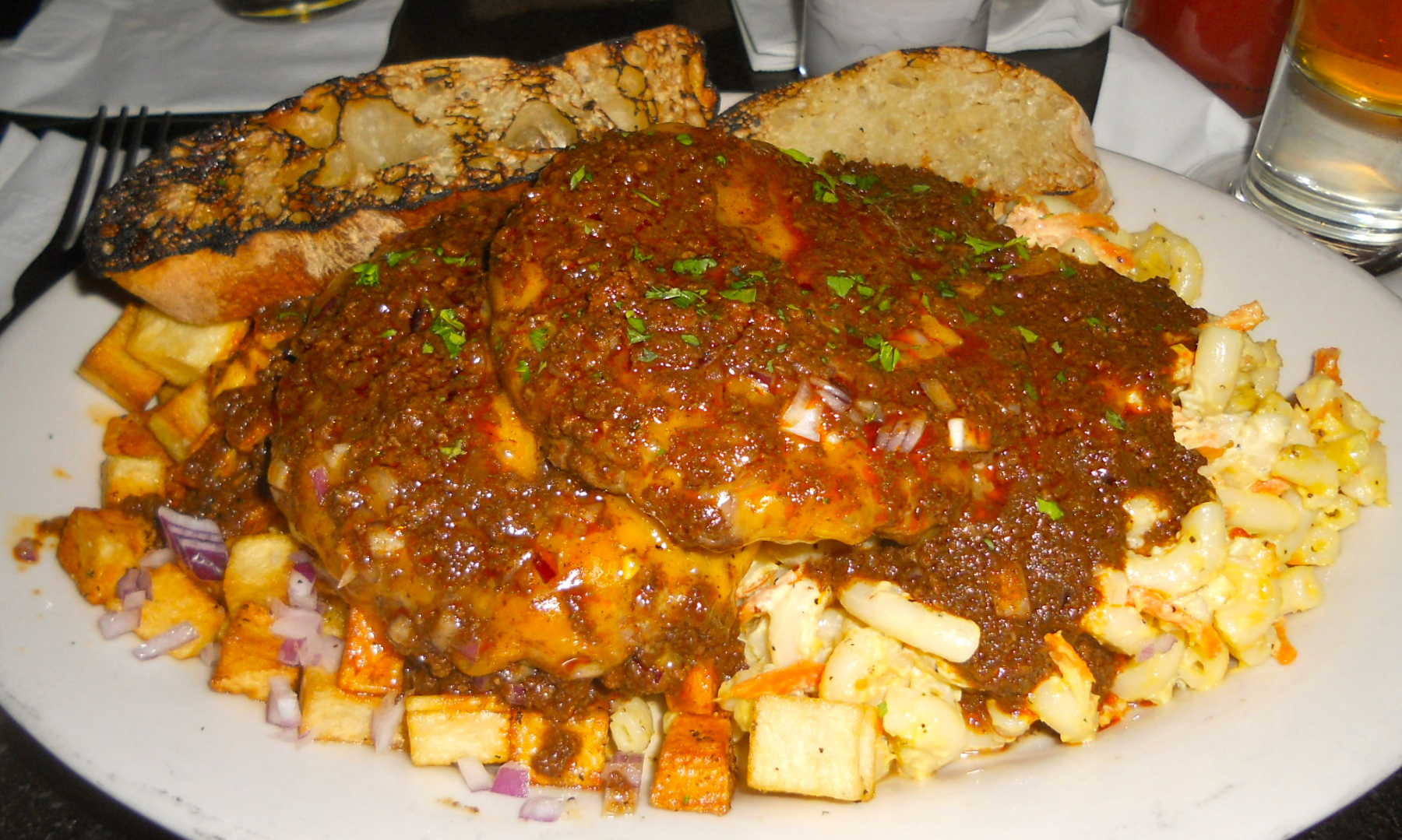 Rochester garbage plate and iraqi cuisine in nyc united for Cuisine york