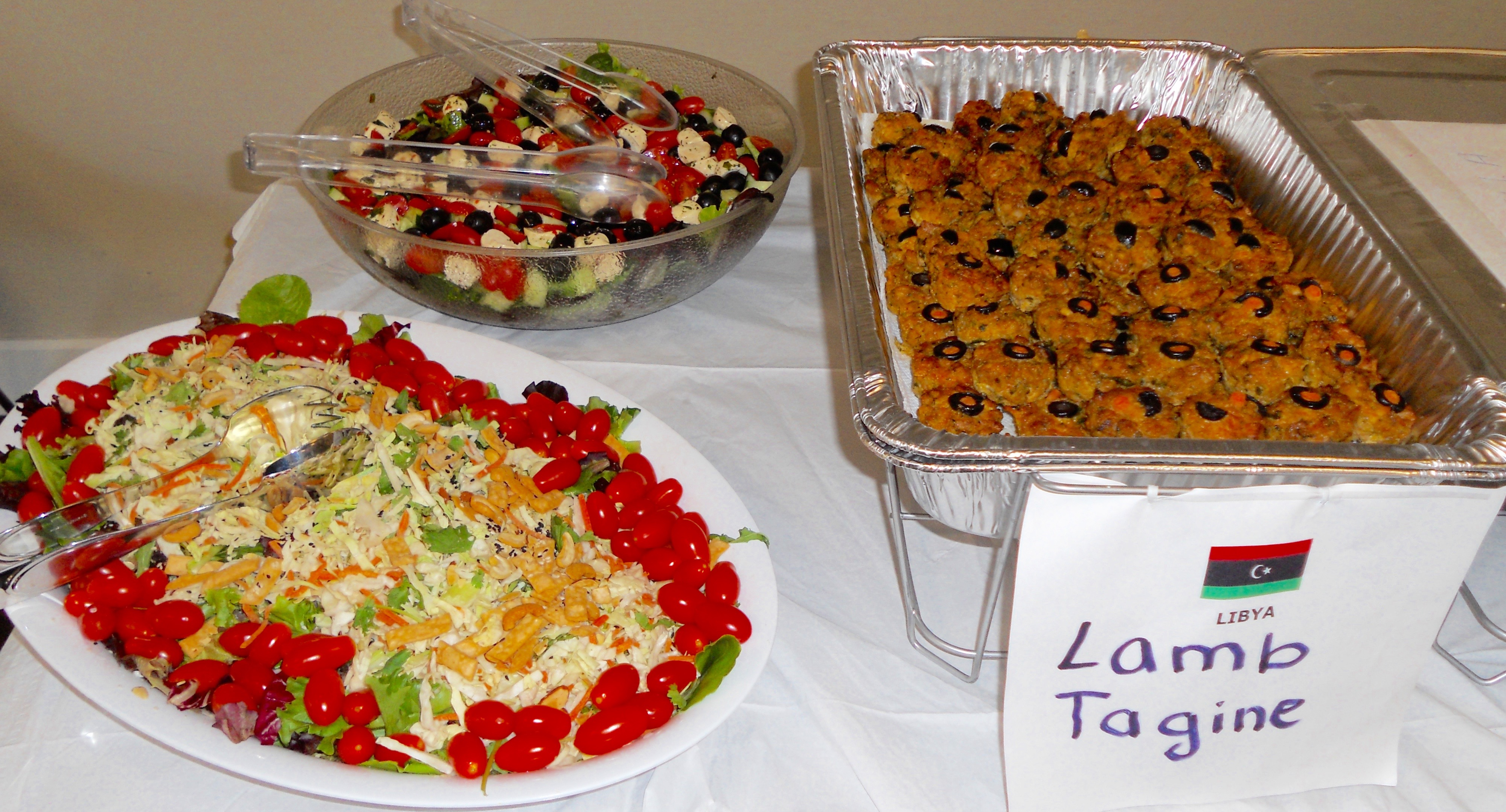 Nyc international food blog united nations of food nyc part 6 salad helps make my day too forumfinder Choice Image