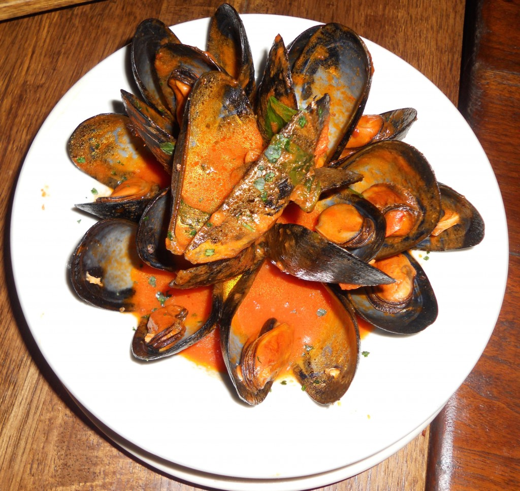 though some nice mussels might make me more talkative