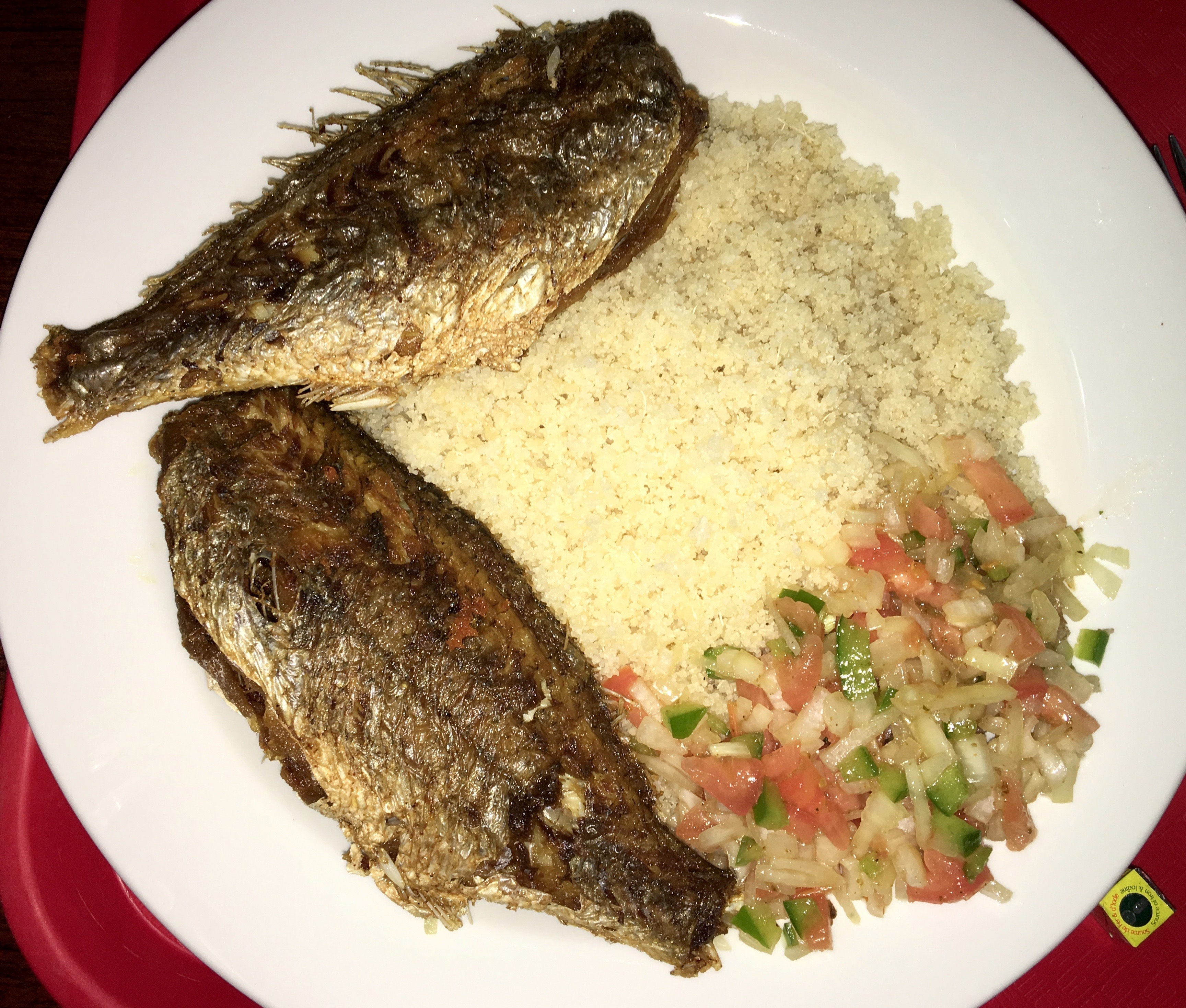 Nabaya West African Cuisine | United Nations of Food (NYC) - photo#7